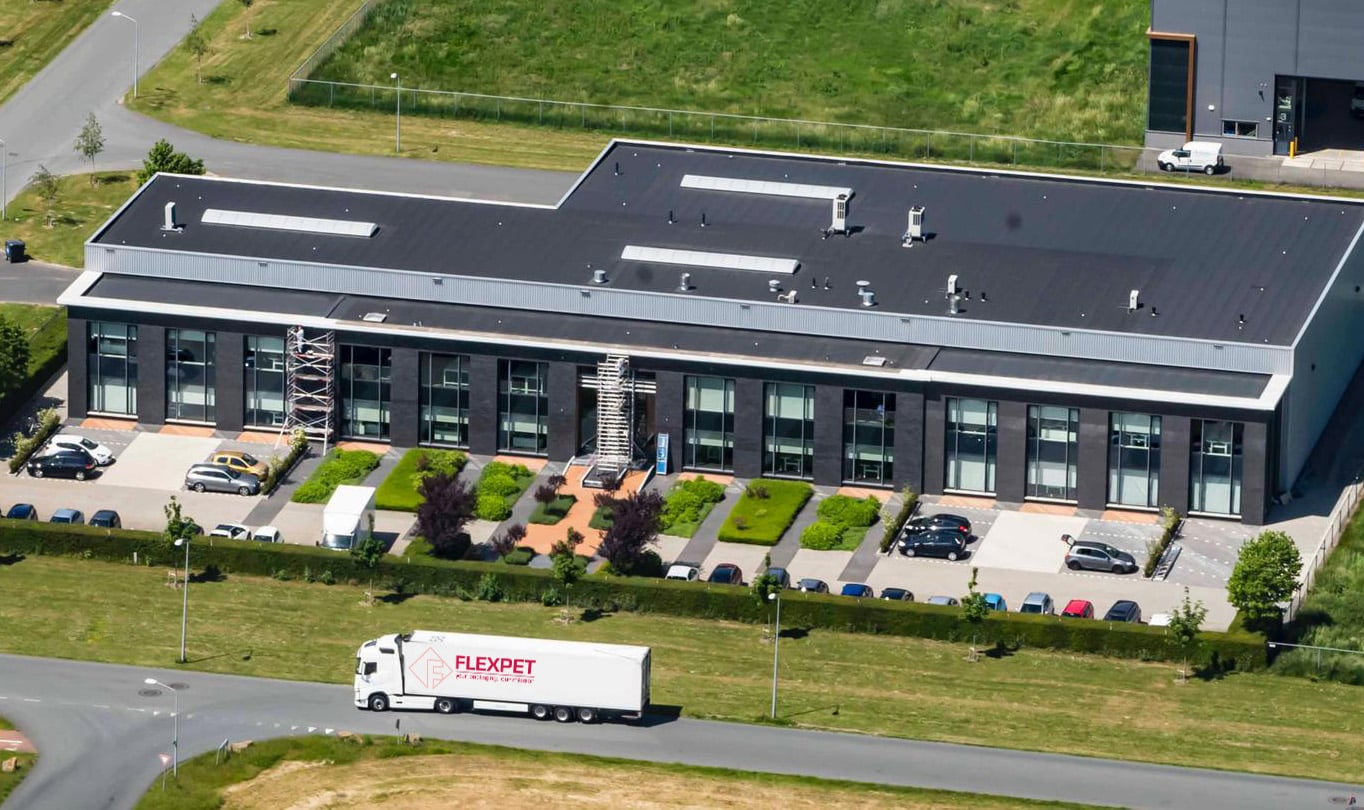 FlexPET packaging Netherland location